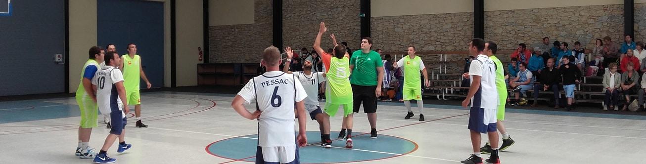 basket sport adapté asab