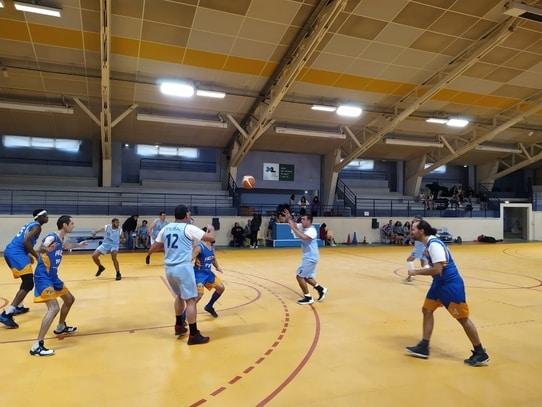 Basket Championnat régional J1 2019-20 Horsarrieu
