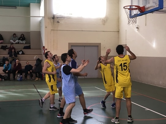 Basket Championnat régional J2 2019-20 Monségur