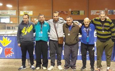 Pétanque championnat régional J4 2019-20 Sainte Livrade