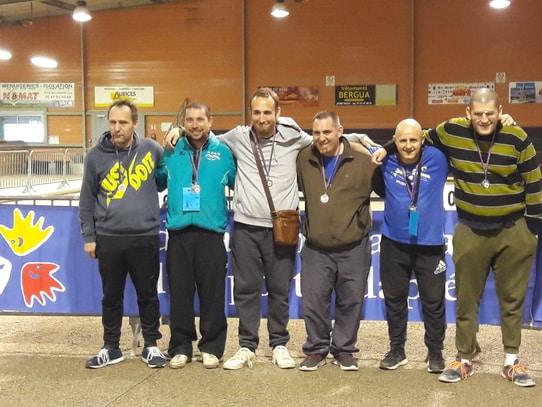 Pétanque Sport Adapté J4 2019-20 à Ste Livrade